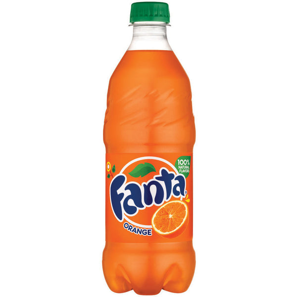 FANTA ORANGE 20OZ