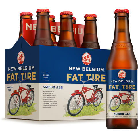 FAT TIRE 6PACK