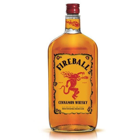 FIREBALL CINNAMON  WHISKEY 750