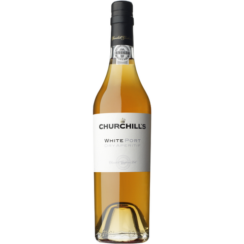 CHURCHILL'S WHITE PORT 500ML - Fireside Cellars