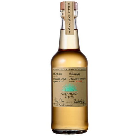 CASAMIGOS TEQUILA REPOSADO 375ML - Fireside Cellars