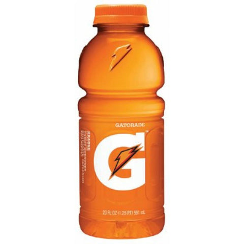 GATORADE ORANGE 20OZ