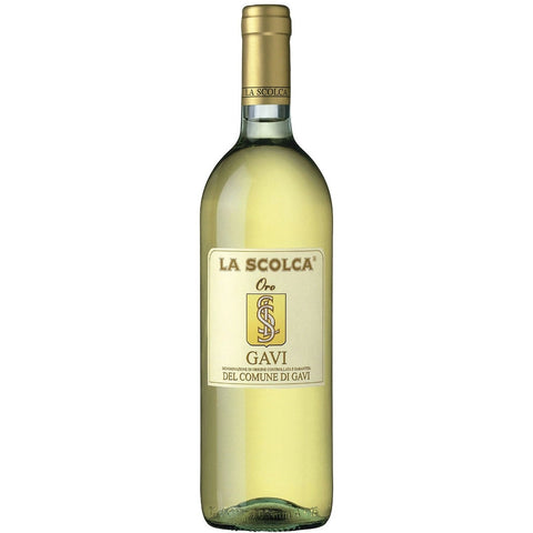 LA SCOLCA GAVI WHITE L 14 750ML
