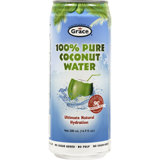 GRACE PURE COCONUT WATER 500ML