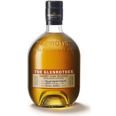 GLENROTHES SHERRY CASK 750ML