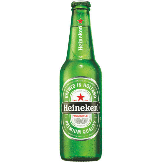 HEINEKEN 12OZ {CASE}