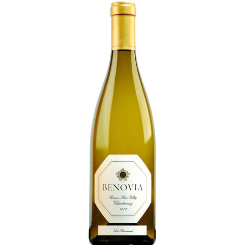 BENOVIA CHD 13 750ML - Fireside Cellars