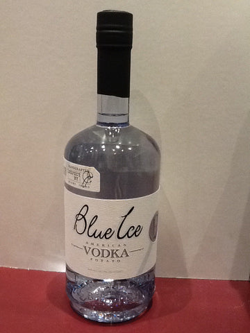 BLUE ICE POTATO VODKA 750ML