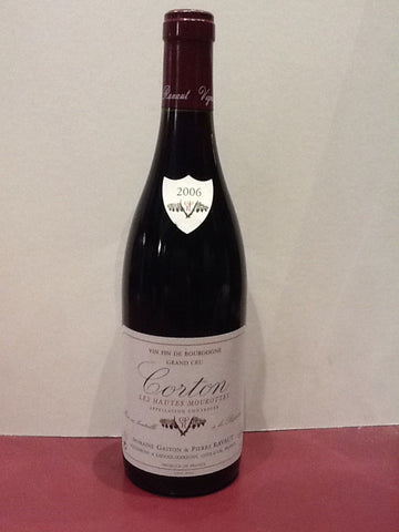 DOM GASTON CORTON 2006 750ML