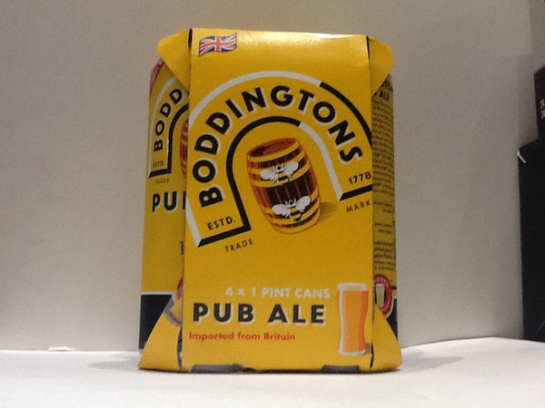 BODDINGTONS PUB ALE   4PK CANS