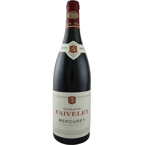 FAIVELEY MERCUREY RED 11 750ML - Fireside Cellars