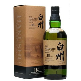 THE HAKASHU 18YR 750ML