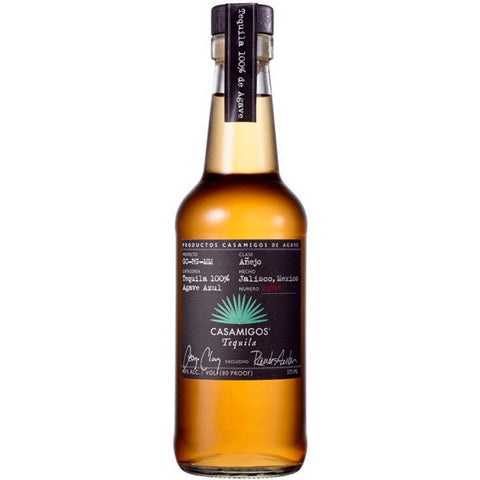CASAMIGOS TEQUILA ANEJO 375ML - Fireside Cellars
