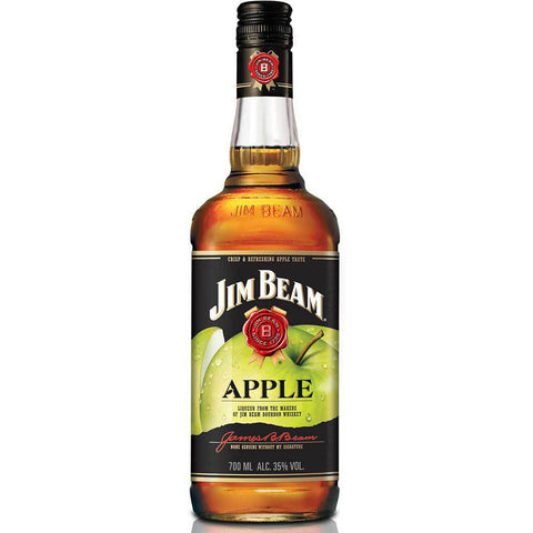 JIM BEAM APPLE LIQ 750ML