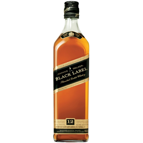 JOHNNIE WALKER BLK 12YR 200ML