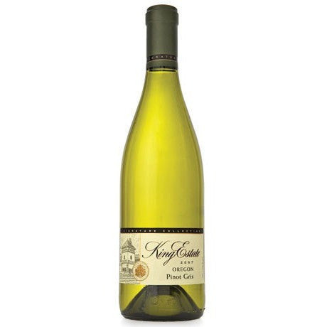 KING ESTATE PINOT GRIS 12-13 750ML