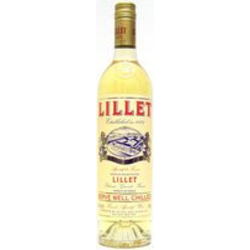 LILLET WHITE 750ML