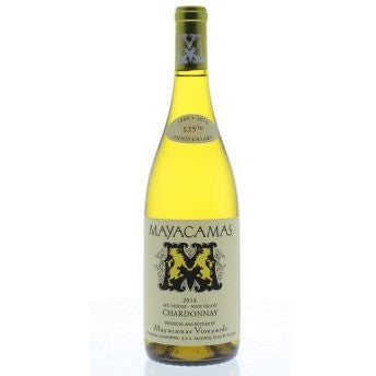 MAYACAMAS CHARDONNAY 14 375ML - Fireside Cellars