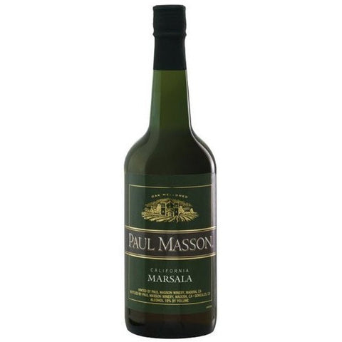 PAUL MASSON MARSALA 750ML