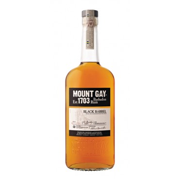 MOUNT GAY BLACK BARREL 750ML
