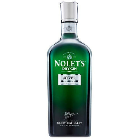 NOLET'S SILVER GIN 750ML