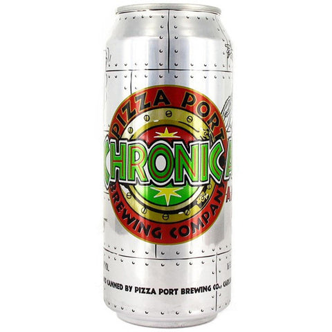 PIZZA PORT CHRONIC ALE 6PK CAN