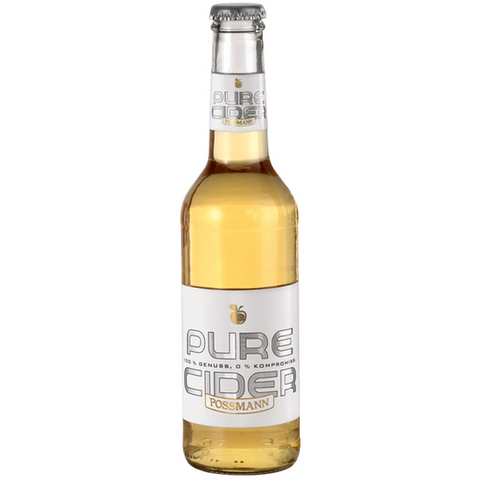 POSSMANN PURE CIDER 4PK