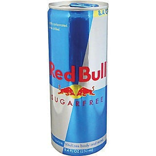 RED BULL SUGARFREE 8.4OZ