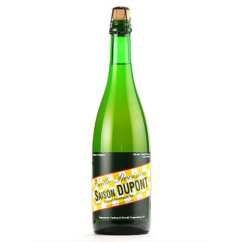 SAISON DUPONT FARMHOUSE ALE 750ML