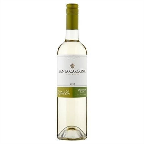 SANTA CAROLINA SAUVIGNON BLANC RES 14 375ML