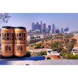 SANTA MONICA INCLINED IPA 12OZ CANS - Fireside Cellars