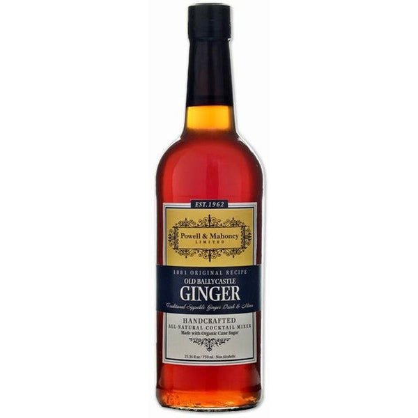 POWELL & MAHONEY GINGER 750ML