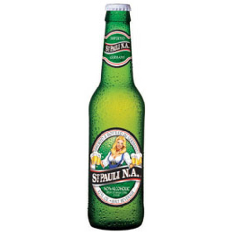 ST PAULI GIRL NON ALCOHOLIC {CASE}