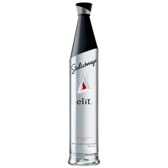 STOLY ELIT VODKA  375ML