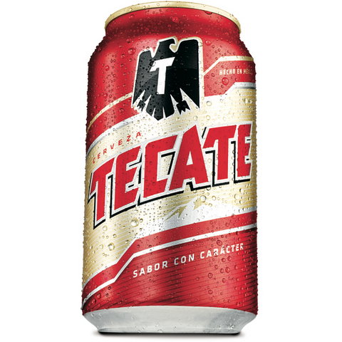 TECATE 12PK CANS {CASE}