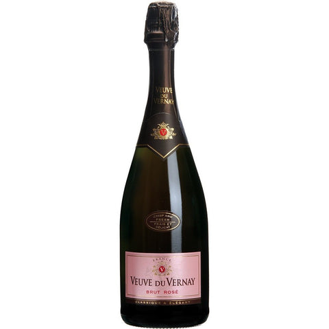 VEUVE DU VERNAY ROSE 750ML - Fireside Cellars