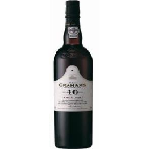 GRAHAM'S 40YR TAWNY 750ML