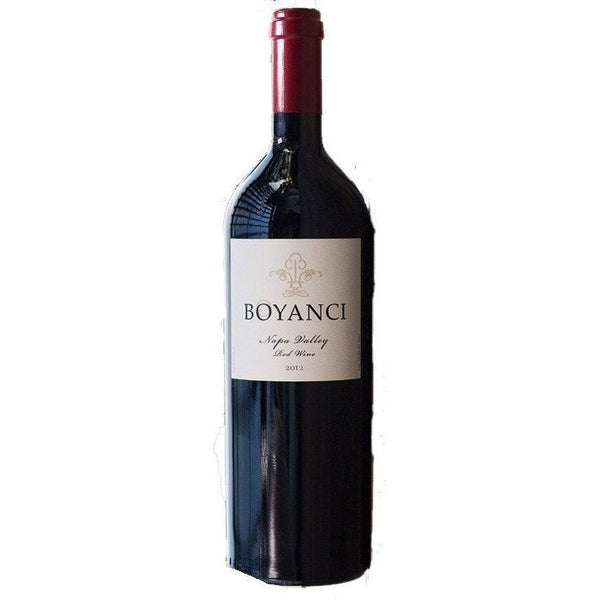 BOYANCY RED 2010 750ML