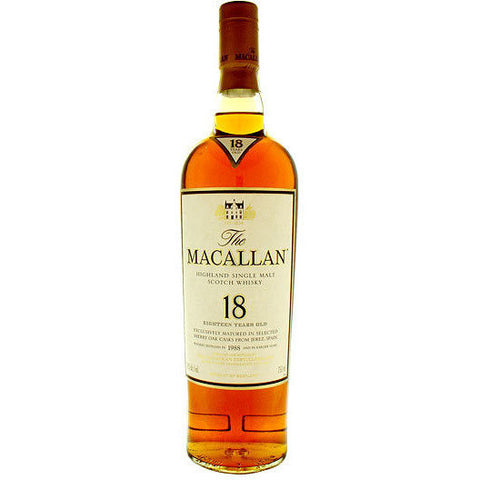 MACALLAN 18YR 750ML