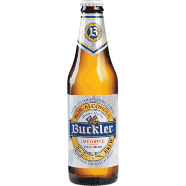 BUCKLER N/A  {CASE } 12OZ BOTTLES