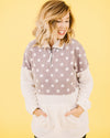 Warm Hug Dotted Pullover