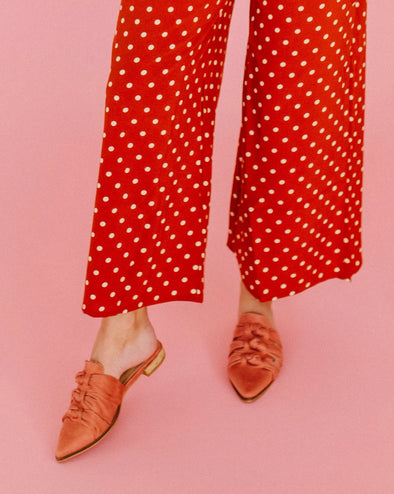 Dream in Pink Flats