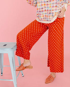 Once Upon A Time Dotted Pants