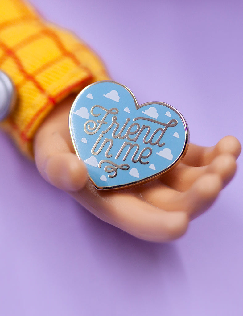 ★ Friend in me pin set ★
