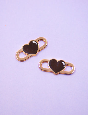 Heart LACE LOCKS