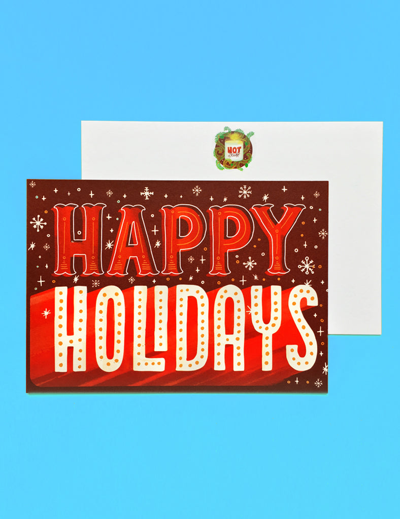 Happy Holidays Cards!