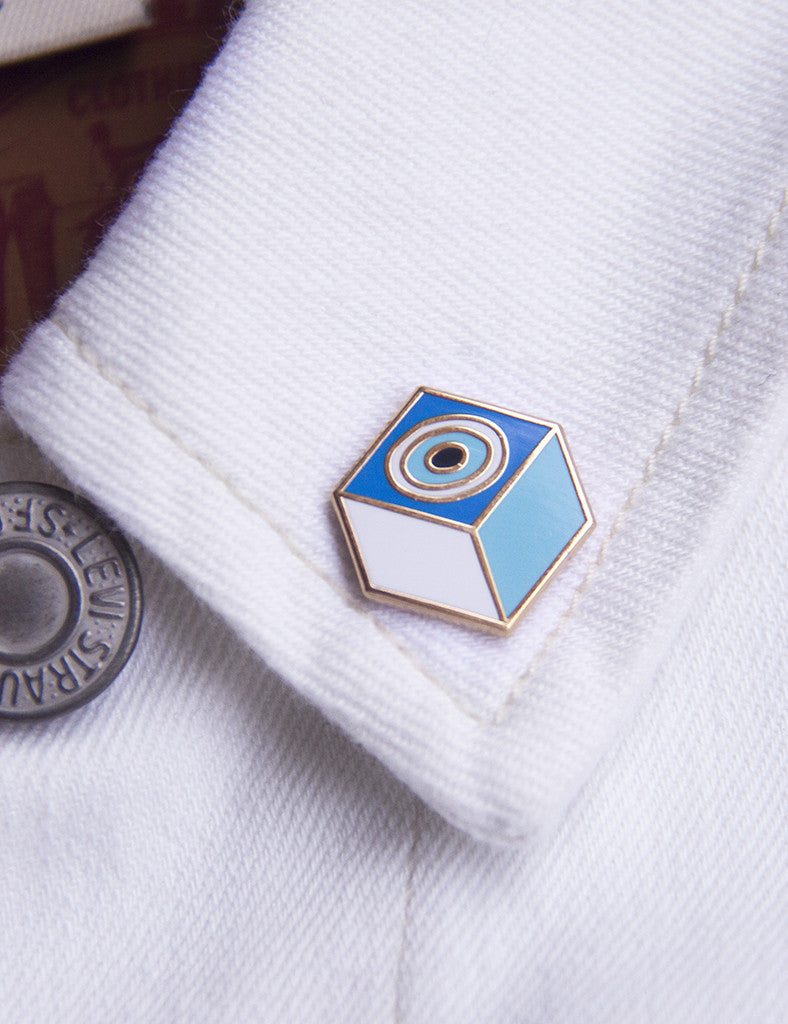 KEM GÖZ EVIL EYE PIN