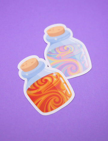 Potion Stickers