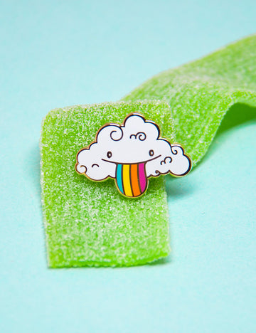 Pride Cloud Pin
