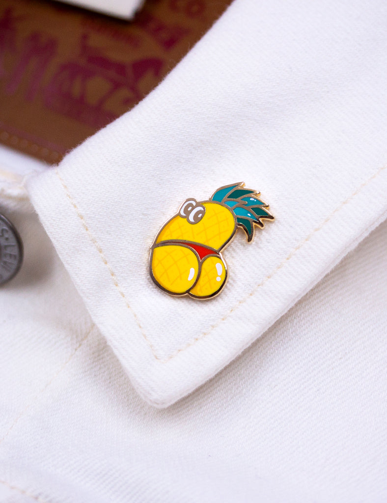 Anan-Ass pin